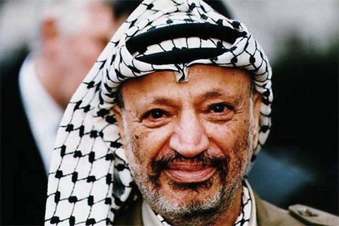 Ясир Арафат фото