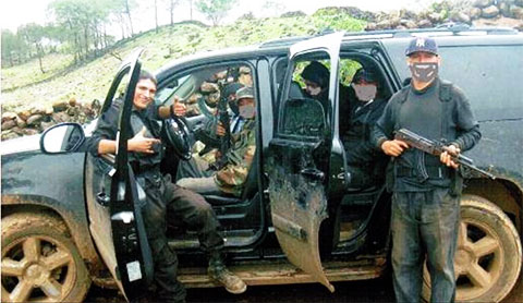 Бензиновая мафия Мексики