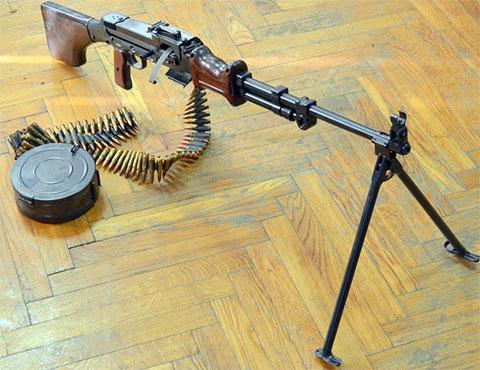 пулемета РПД-44