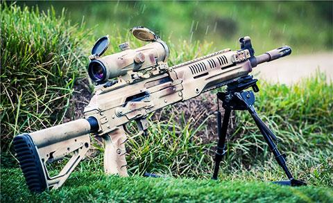 Пулемет РПК 16 фото