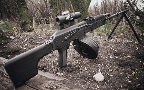 Пулемет РПК 74 фото