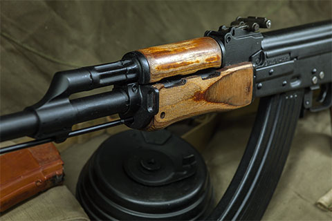 7,62-мм ручной пулемёт Калашникова РПК