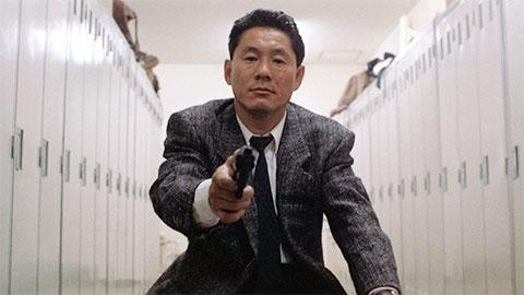 """Кадр из фильма """"Жестокий полицейский"""""""