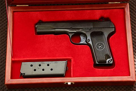 Пистолет ТТ 1951 года
