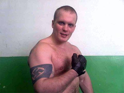 Владимир Владимирович Щегольков  Ариец - фото