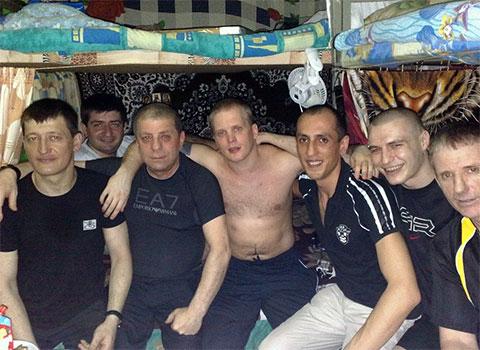 Криминальный авторитет Владимир Щегольков - Ариец