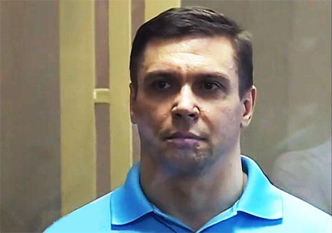 Криминальный авторитет Дмитрий Волобуев