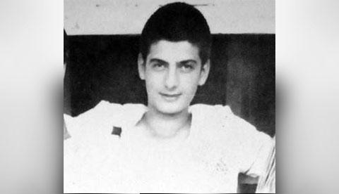 Мамука Цискаришвили в детстве