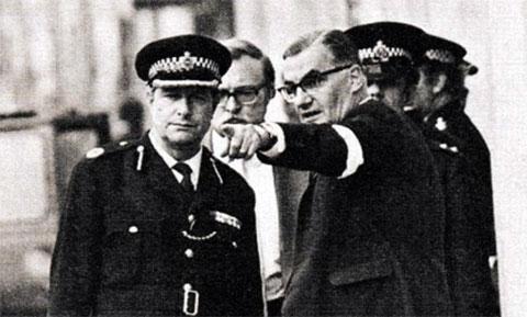 Роберт Марк - комиссар лондонской полиции