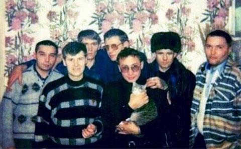 С котом в руках: вор в законе Николай Акбашев - Акбашенок