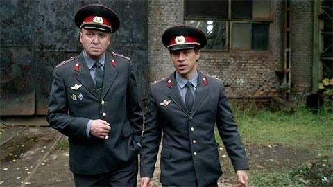 """Кадр из фильма """"Обратная сторона Луны"""" 2012 года"""