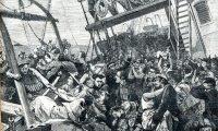 Кровавое кораблекрушение