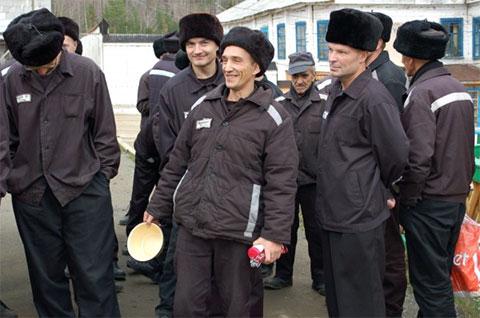 """Заключенные """"Черного беркута"""", осужденные на длительные сроки"""