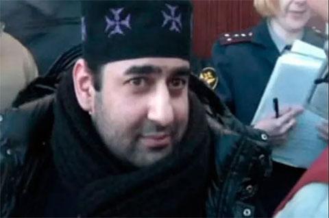 Вор в законе Джемал Мамоян - Джеко Тбилисский