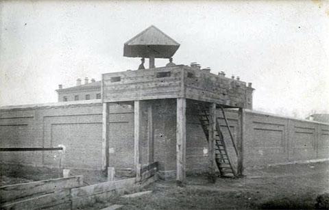 Минусинская тюрьма в Советские годы