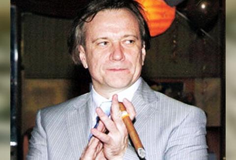 Вор в законе Олег Шишканов - Шишкан