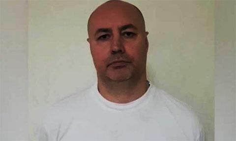 Криминальный авторитет Сергей Дербенев