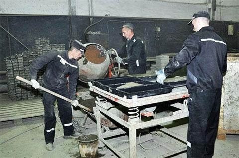 Колония строгого режима в Костроме - ИТК-1