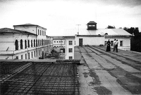 Тобольский тюремный замок