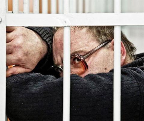 Маньяк Анатолий Седых на суде