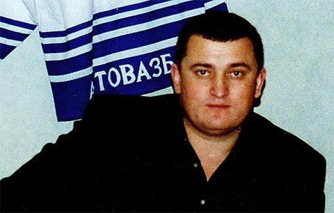 Криминальный авторитет Игорь Ильченко - Игривый