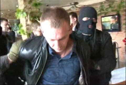 Вор в законе Олег Герасимович - задержание