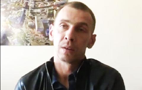 Вор в законе Олег Герасимович - Муму, Олег Слуцкий