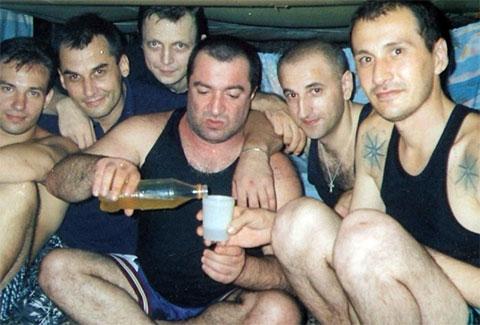 Вор в законе Реваз Цицишвили — Цицка