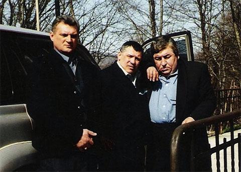Справа воры в законе: Датико Цихелашвили (Дато Ташкентский) и Юрий Тишенков (Ганс)