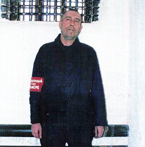 Вор в законе Марсиан Якупов - Марсик Казанский в ИК-3 Томска