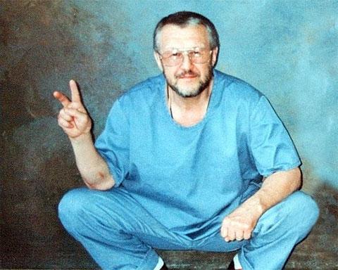 Вор в законе Вячеслав Иваньков - Япончик в американской тюрьме