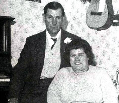 Уолтер и Дейзи Уэст