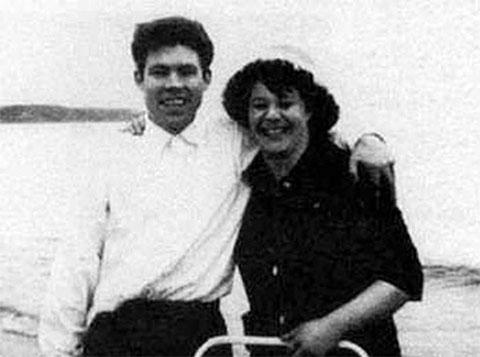 Фред Уэст и Кэтрин