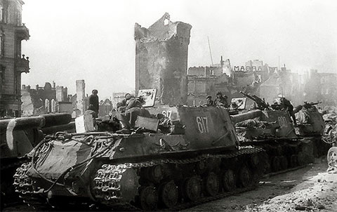 План захвата Калининграда армией США