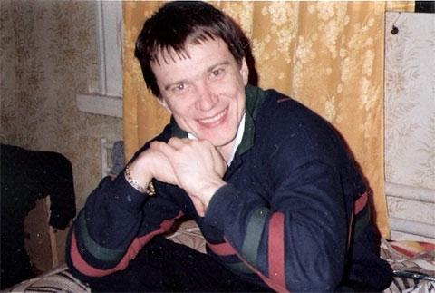 Вор в законе Олег Шишканов (Шишкан) в молодости