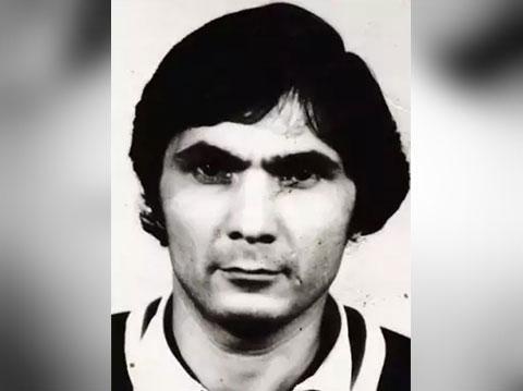 Вор в законе Захарий Калашов - Шакро Молодой