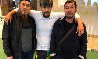 Леха Маймыш вернулся в Казахстан